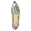 Dámská kožená obuv s perforací bata, 526-1659 - 17
