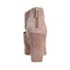 Kožené lodičky na stabilním podpatku insolia, 723-5605 - 15