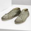 Pánské kožené Desert Boots a-s-98, khaki, 826-7002 - 16