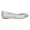 Stříbrné baleríny s mašlí bata, 521-1611 - 16