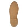 Pánská kožená kotníčková obuv bata, hnědá, 823-8629 - 18