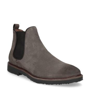 Kožené Chelsea Boots na výrazné podešvi bata, 823-8628 - 13