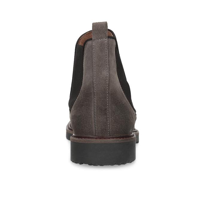 Kožené Chelsea Boots na výrazné podešvi bata, 823-8628 - 15