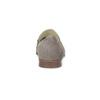 Kožené dámské mokasíny s přezkou bata, 516-3616 - 15