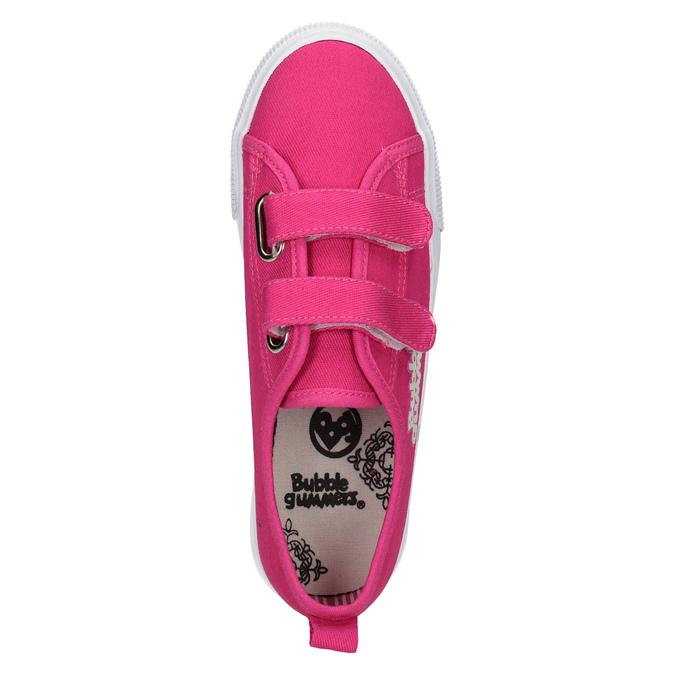 Dívčí růžové tenisky bubblegummers, růžová, 229-5614 - 17