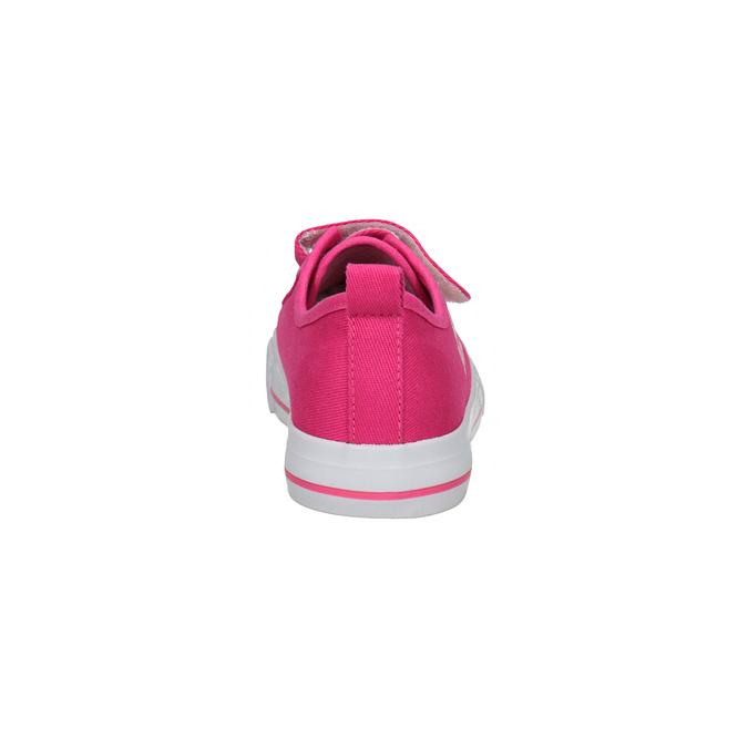 Dívčí růžové tenisky bubblegummers, růžová, 229-5614 - 15