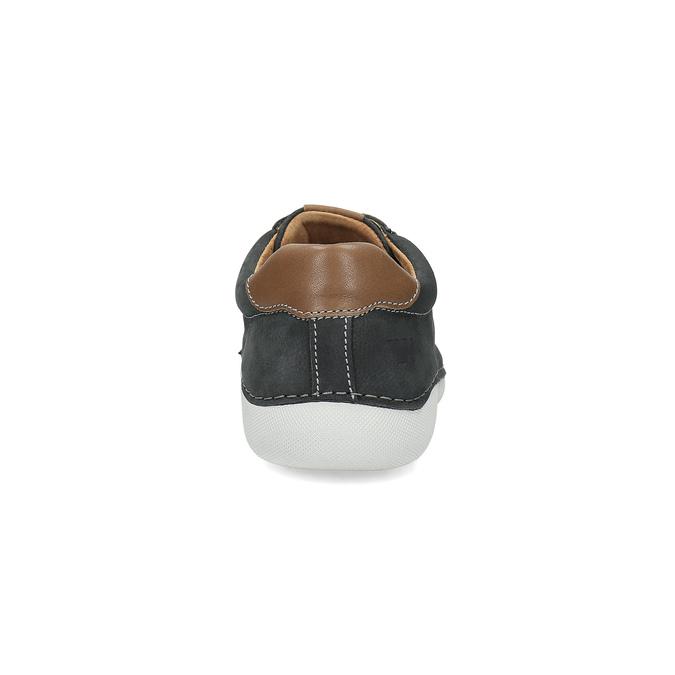 Ležérní kožené tenisky weinbrenner, 846-6805 - 15