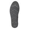 Dámské černé ležérní tenisky bata-light, černá, 549-6607 - 17