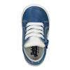 Kožená dětská kotníčková obuv bubblegummers, 114-9604 - 17