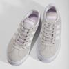 Béžové dámské kožené tenisky adidas, béžová, 503-8379 - 16