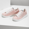 Růžové tenisky s výšivkou pepe-jeans, růžová, 546-5077 - 16