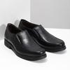 Kožené pánské Loafers fluchos, černá, 814-6600 - 26