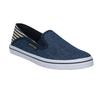 Dětské Slip-on v denimovém stylu north-star, modrá, 419-9615 - 13