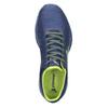 Pánské tenisky ve sportovním designu power, modrá, 809-9852 - 15