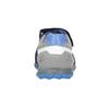 Modré kožené tenisky dětské mini-b, modrá, 213-9604 - 16