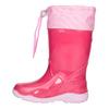 Růžové dívčí holínky mini-b, růžová, 192-5111 - 15