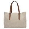 Kožená kabelka béžovo-hnědá bata, béžová, 2021-963-8194 - 26
