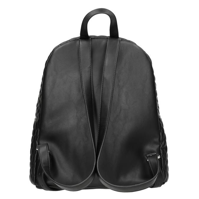 Městský batoh s prošíváním bata, černá, 961-6923 - 16