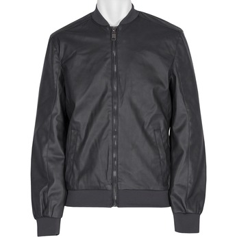 Pánská bunda s perforací bata, modrá, černá, 971-9197 - 13