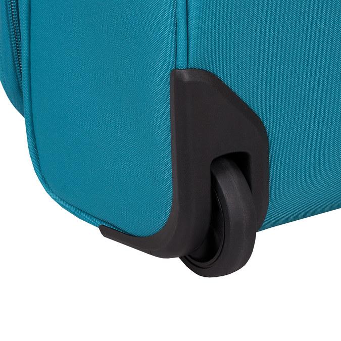 Tyrkysový cestovní kufr american-tourister, tyrkysová, 969-7171 - 16