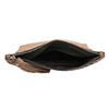 Hnědá Crossbody kabelka se střapcem bata, hnědá, 961-4829 - 15