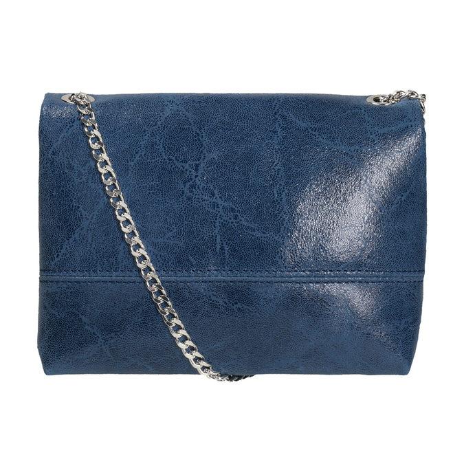 Kožená Crossbody kabelka s řetízkem bata, 964-9239 - 16