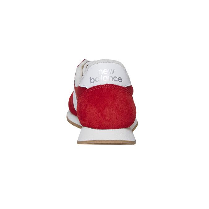 Červené pánské tenisky new-balance, červená, 809-5320 - 17