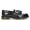 Kožené pánské mokasíny na výrazné podešvi bata, černá, 814-6176 - 19