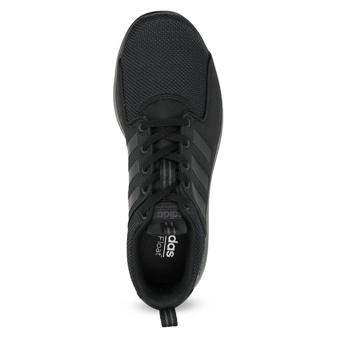 Pánské černé tenisky sportovního stylu adidas, černá, 809-6268 - 17