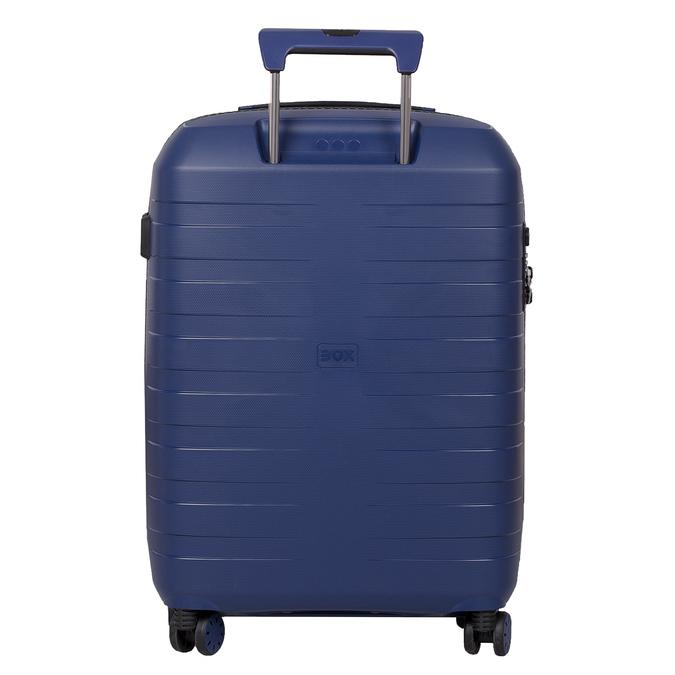 Menší cestovní kufr na kolečkách roncato, modrá, 960-9608 - 26