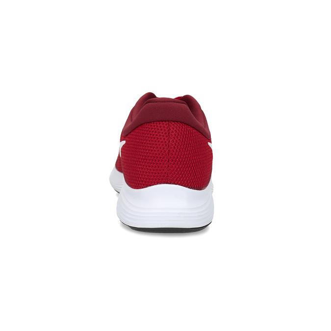 Červené pánské tenisky sportovního vzhledu nike, červená, 809-5651 - 15