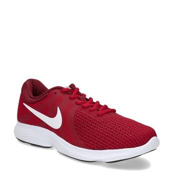 Červené pánské tenisky sportovního vzhledu nike, červená, 809-5651 - 13