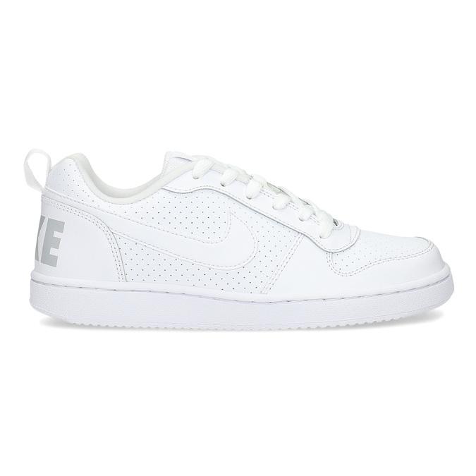 Bílé dětské tenisky nike, bílá, 401-1203 - 19