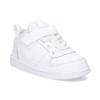 Bílé dětské tenisky se suchým zipem nike, bílá, 101-1154 - 13