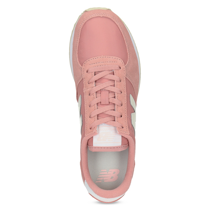 Růžové dámské tenisky new-balance, růžová, 509-5871 - 17