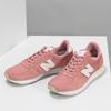 Růžové dámské tenisky new-balance, růžová, 509-5871 - 16