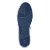 Kotníčkové tenisky se vzorem north-star, modrá, 549-9609 - 17