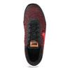 Pánské tenisky s pleteným svrškem nike, červená, 809-5716 - 17