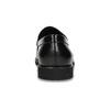 Pánské kožené mokasíny černé bata, černá, 814-6177 - 15