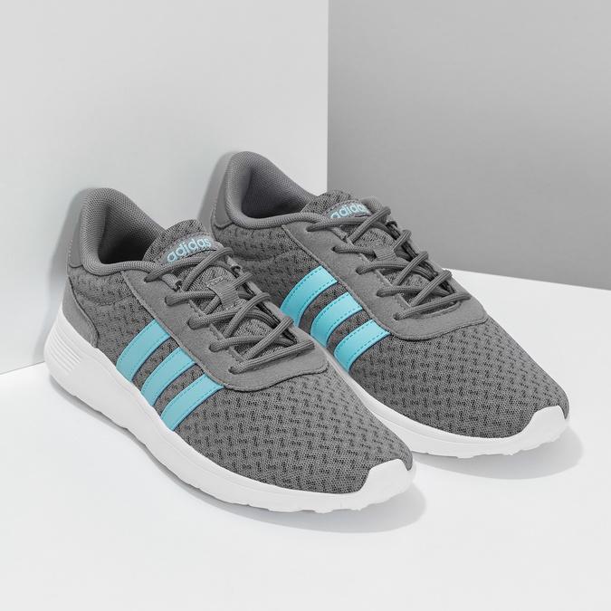 Adidas dámské tenisky šedé adidas, šedá, 509-2435 - 26
