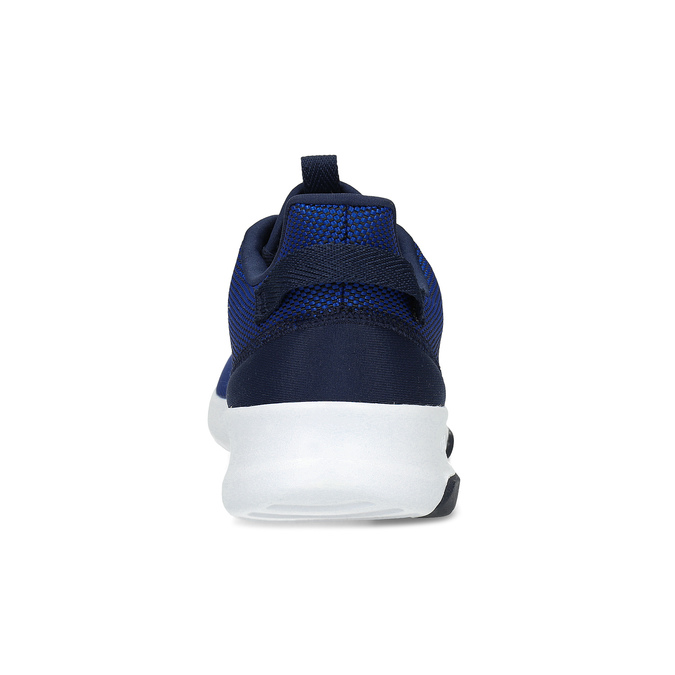 Pánské tenisky modré adidas, modrá, 809-9601 - 15