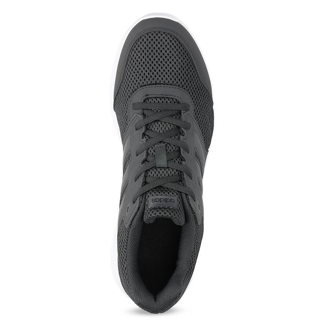Šedé pánské tenisky adidas, šedá, 809-6396 - 17
