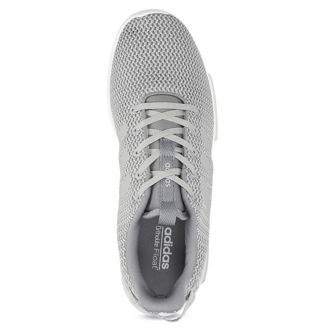Pánské šedé tenisky adidas, šedá, 809-2601 - 17