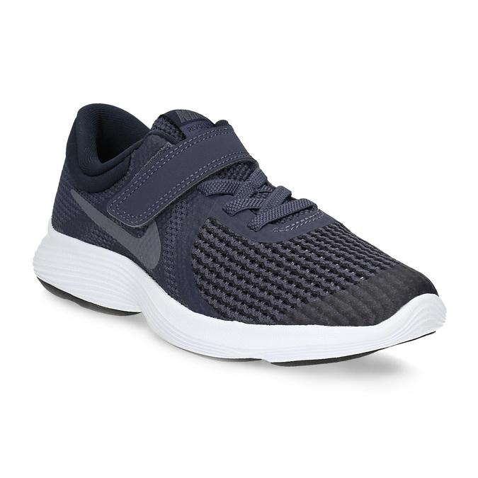 Nike Šedé dětské tenisky s pleteným svrškem - Všechny chlapecké boty ... 64964fd4df