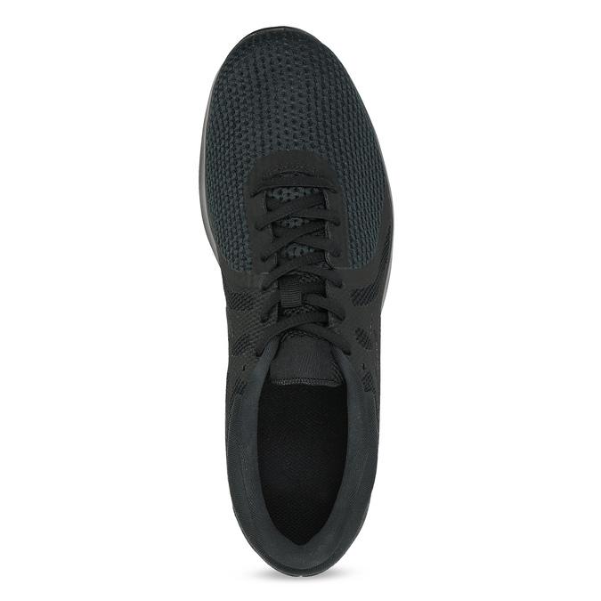 Pánské tenisky černé nike, černá, 809-6651 - 17