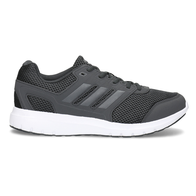 Šedé pánské tenisky adidas, šedá, 809-6396 - 19