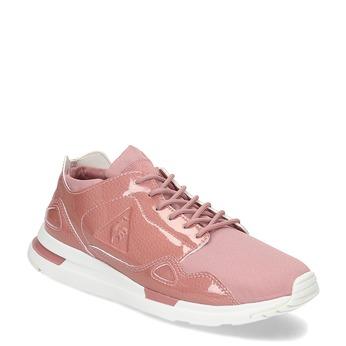 Růžové tenisky sportovního střihu le-coq-sportif, růžová, 501-5306 - 13