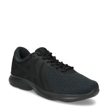 Pánské tenisky černé nike, černá, 809-6651 - 13