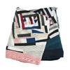 Barevný šátek bata, vícebarevné, 909-0206 - 13
