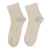 Vysoké dámské ponožky béžové matex, béžová, 919-8215 - 26